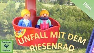 Playmobil Film Deutsch UNFALL MIT DEM RIESENRAD 🙀😩 Teil 1