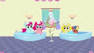 День Какашек?! Карманная пони. Мультик игра для детей. My little pony.Дружба это чудо