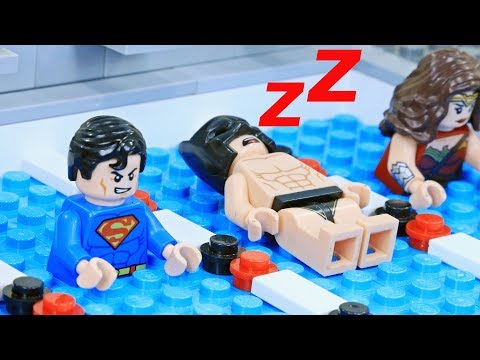 Lego Swimming Pool: Super Hero Champions League