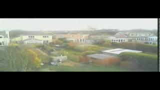 Hubsan FPV X4 (H107D) garden flight
