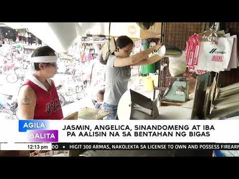 [EagleNewsPH]  Jasmin, Angelica, Sinandomeng at iba pa aalisin na sa bentahan ng Bigas
