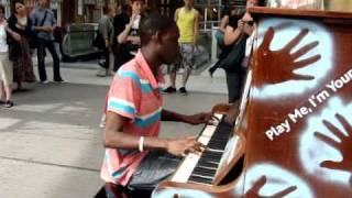 The Crazy Pianist