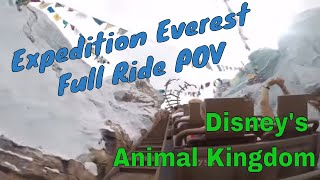 Animal Kingdom Rides: Expedition Everest- Where is the Yeti