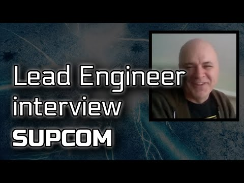 Интервью с ведущим инженером SupCom