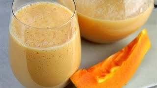 How To Make Papaya Punch [lactose friendly | dairy free] – Chris De La Rosa