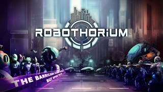 VideoImage1 Robothorium: Sci-fi Dungeon Crawler