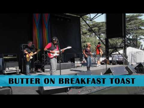 BUTTER ON BREAKFAST TOAST - 805 South - Blues Rocks