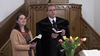 TV Szentendre / 2020. 04. 05. Református istentisztelet