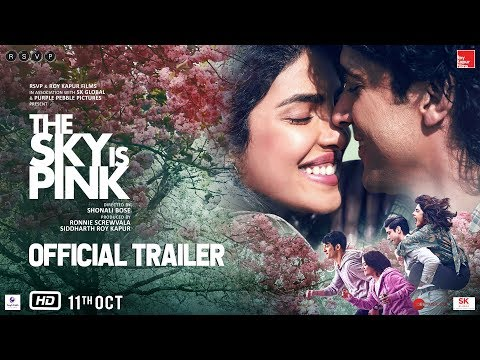 The Sky Is Pink - Movie Trailer Image