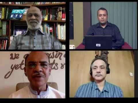 Ekusher Raat || বিষয়: করোনাকালে রাজনীতি || 12 July 2020 || ETV Talk Show
