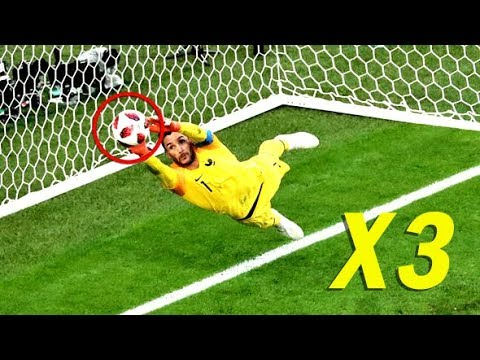 Best Goalkeeper Saves In World Cup 2018