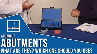 All About Dental Abutments By PREAT Corporation