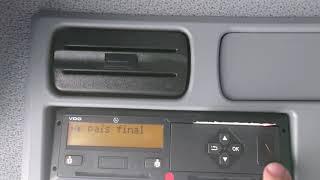Tacografo Digital (otro Taco Y Un Par De Apuntes)