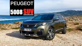 2017 Peugeot 5008 SUV Review - Inside Lane