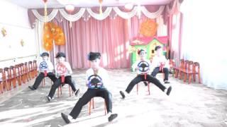 ГБОУ 1466 Танец трактористов