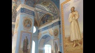 На острове Коневец после реставрации открыли храм Рождества Богородицы
