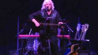 """Motorcycle Song""... Arlo Guthrie at Newton Theatre 2013"