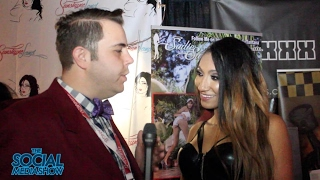 Sadie Santana - AVN 2017