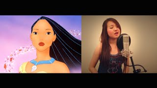 Colors of the Wind from Pocahontas - COVER by Grace Lee (Movie Version)
