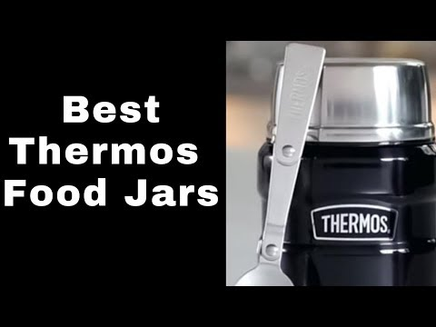 Top 5 Thermos Food Jars | Hot Thermos For Food  | Thermos Food Jar Reviews