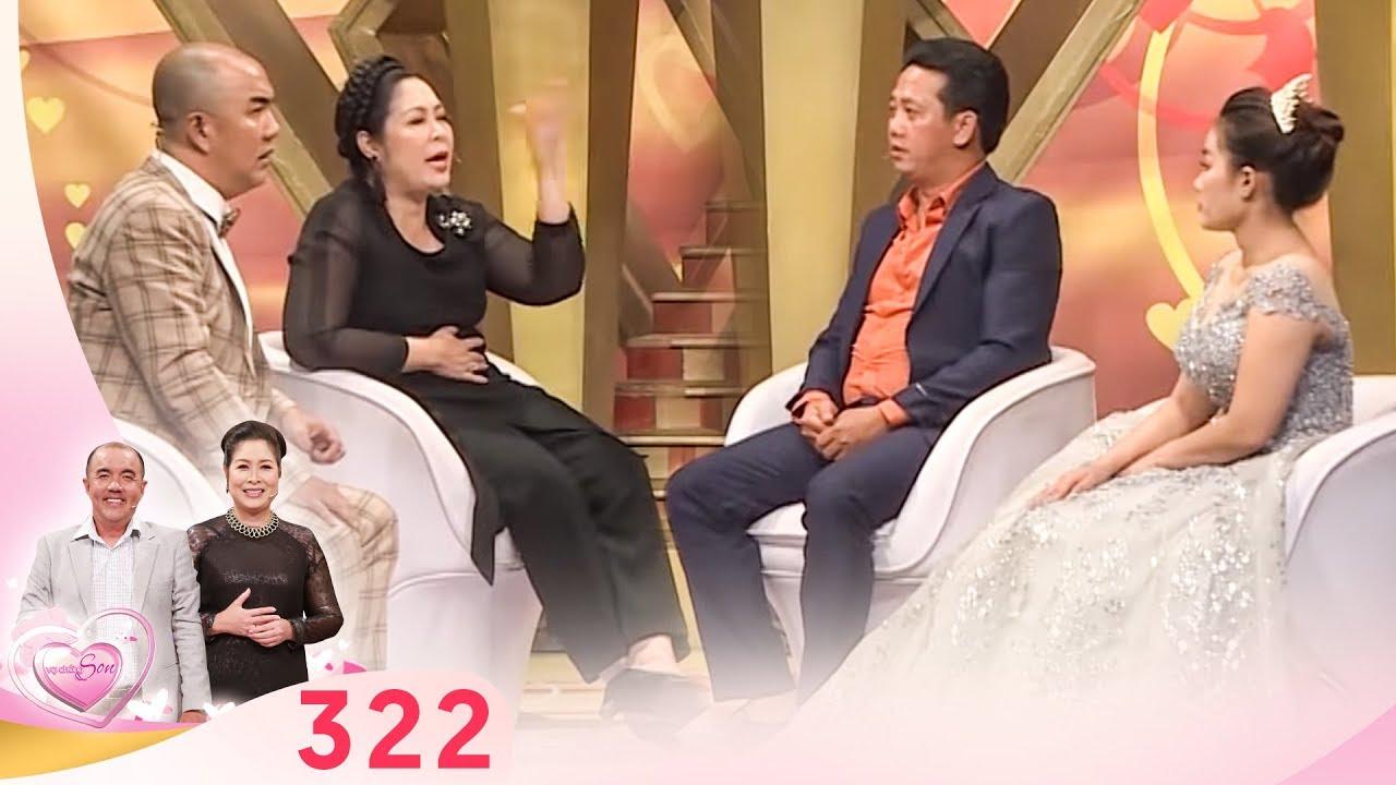 Vợ Chồng Son | Tập 323 FULL | Lê Nam TRÙ vợ chia tay rồi ĐỘT QUỴ khi cô nàng hổ báo GHEN đòi LI DỊ