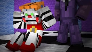 Minecraft Fnaf: Sister Location - Circus Baby Is Broken (Minecraft Roleplay)