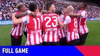 Full Game • KAMPIOENSWEDSTRIJD • PSV - Ajax (15-04-2018)