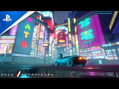 Trailer d'annonce de Anno: Mutationem
