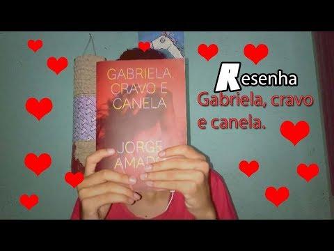 Resenha = Gabriela, cravo e canela - Jorge Amado =