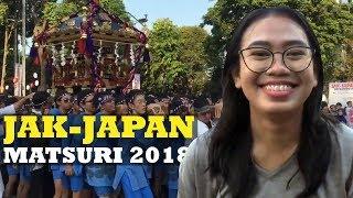 Yuk Nikmati Kebudayaan Negeri Sakura di Festival Jak-Japan Matsuri 2018