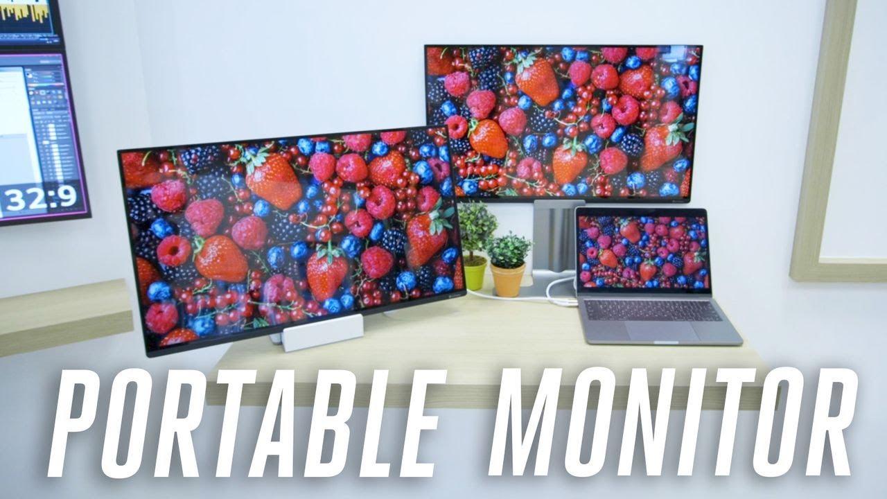 The USB-C portable monitor you can take anywhere thumbnail