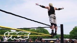 Vice Doku über Deadmatch Wrestling aus Amerika