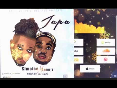 Simoice x Danny S – Japa (Prod by Lil Gizzy)