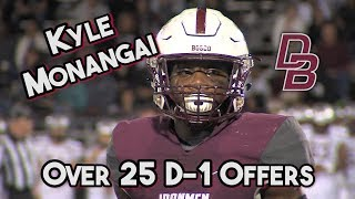 Kyle Monangai | Don Bosco Prep (N.J.) RB | 25+ D-1 Offers | C/O 2020 Highlight Reel Mixtape