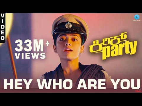 Hey Who Are You -  Kirik Party Kannada Song