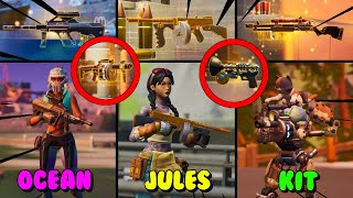 All Bosses, Mythic Weapons & Vault Locations Guide - Fortnite Chapter 2 Season 3