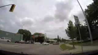 Time Lapse - Winnipeg MB to Kenora ON
