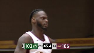 JaCorey Williams (29 points) Highlights vs. Wisconsin Herd