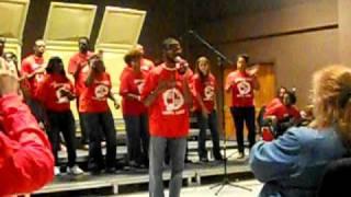 Forgive Me O Lord (It's Me Again)- JSU Gospel Choir(feat Hasan Green)