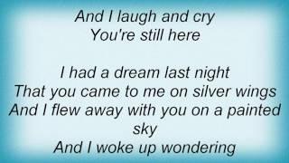 Faith Hill - You're Still Here Lyrics