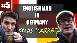 preview picture of video 'Life of an Englishman living in Germany #5 - Christmas Market in Nuremberg'