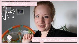 VLOG: Baby-Erstausstattung - Diese Anschaffungen sind sinnvoll