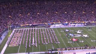 University of Wisconsin Marching Band - National Anthem