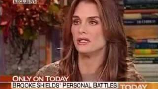 Being interviewed by Matt Lauer on The Today Show - Nov 2, 2005