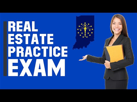 Indiana Real Estate Exam 2020 (60 Questions with Explained ...
