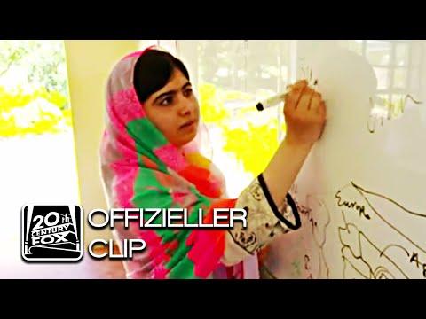 Malala - Ihr Recht auf BildungKeniaClip Deutsch German HD Malala Yousafzai