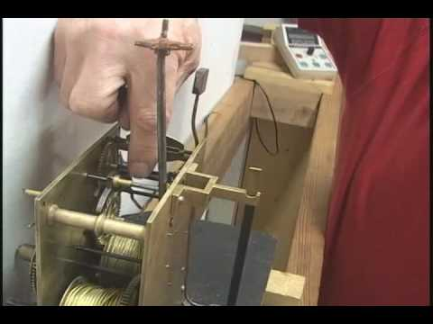 Setting the Beat on Grandfather Clock