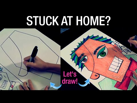 Art Lesson for Kids! (and adults too!)