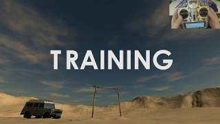 Training Nr. 1 | Drone Racing