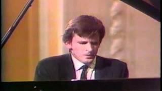Barry Douglas on Tchaikovsky competition 1986